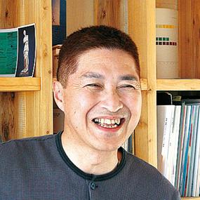 愛媛の設計士・建築家 アトリエ:シミズ一級建築士事務所 清水幸夫